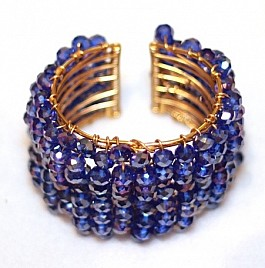 Angel Cuff – Blue