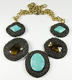 Imelda – Turquoise