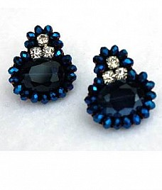 KATE EARRINGS – BLUE