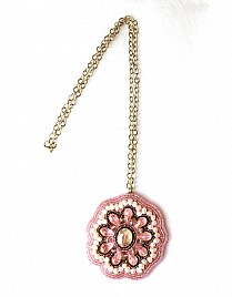 MARYROSE NECKLACE – PINK