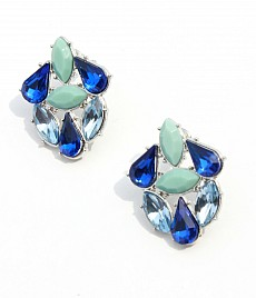 MERYL EARRINGS – BLUE