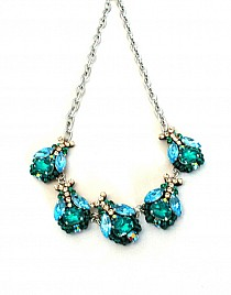 NATURE NECKLACE – BLUE