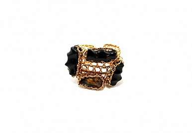 TIGER EYE BRACELET – BLACK AND BROWN