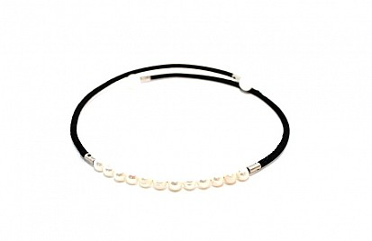 BLACK CHOKER- FRESH WATER PEARL