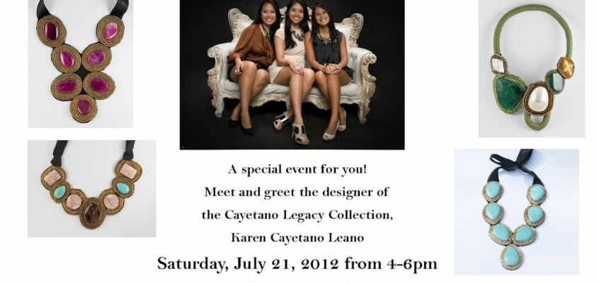 {Atlanta} A special event on July 21, 2012