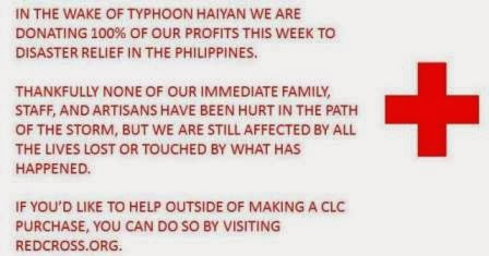 Typhoon Haiyan Relief Effort